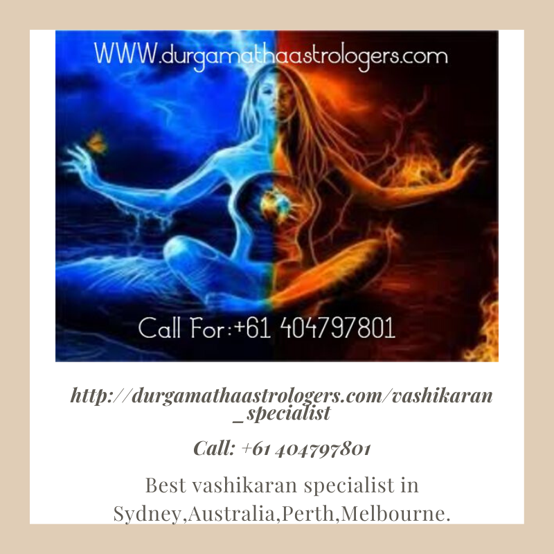 Vashikaran Specialist in Melbourne (Communities - Education)